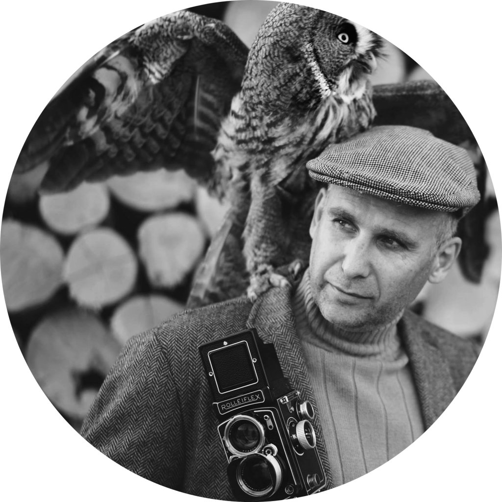 Biografija - Apie garsujį fotografą Romualdas Vinča
